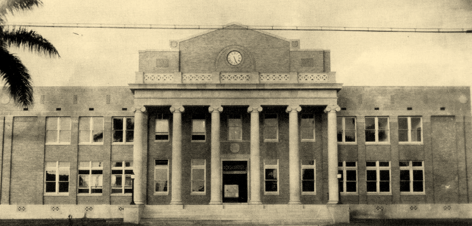 Charlotte County Courthouse prior to the 1960s