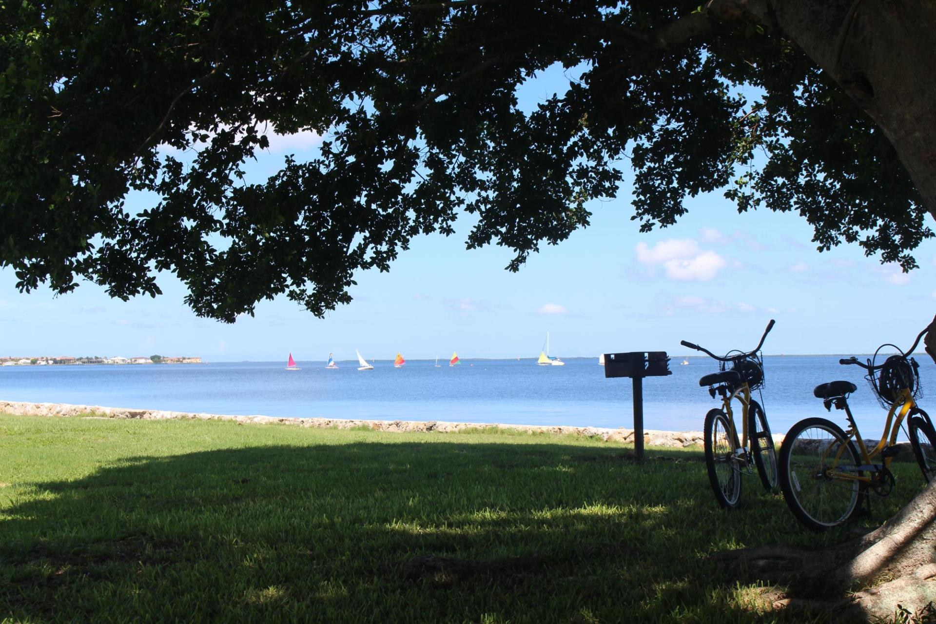 Gilchrist Park Harbor View