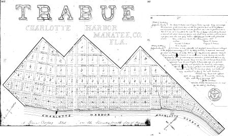 Trabue Park Map