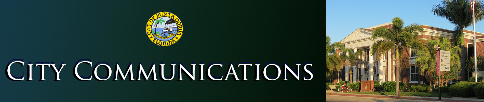 City Communications Banner Teal