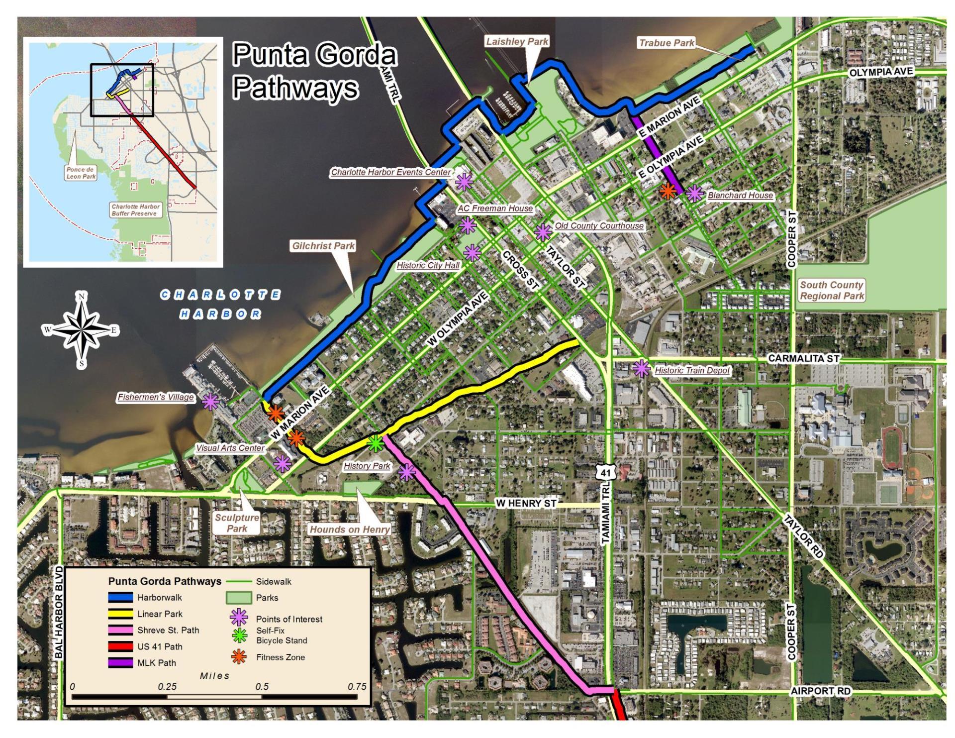 Punta Gorda Pathways | City of Punta Gorda, FL