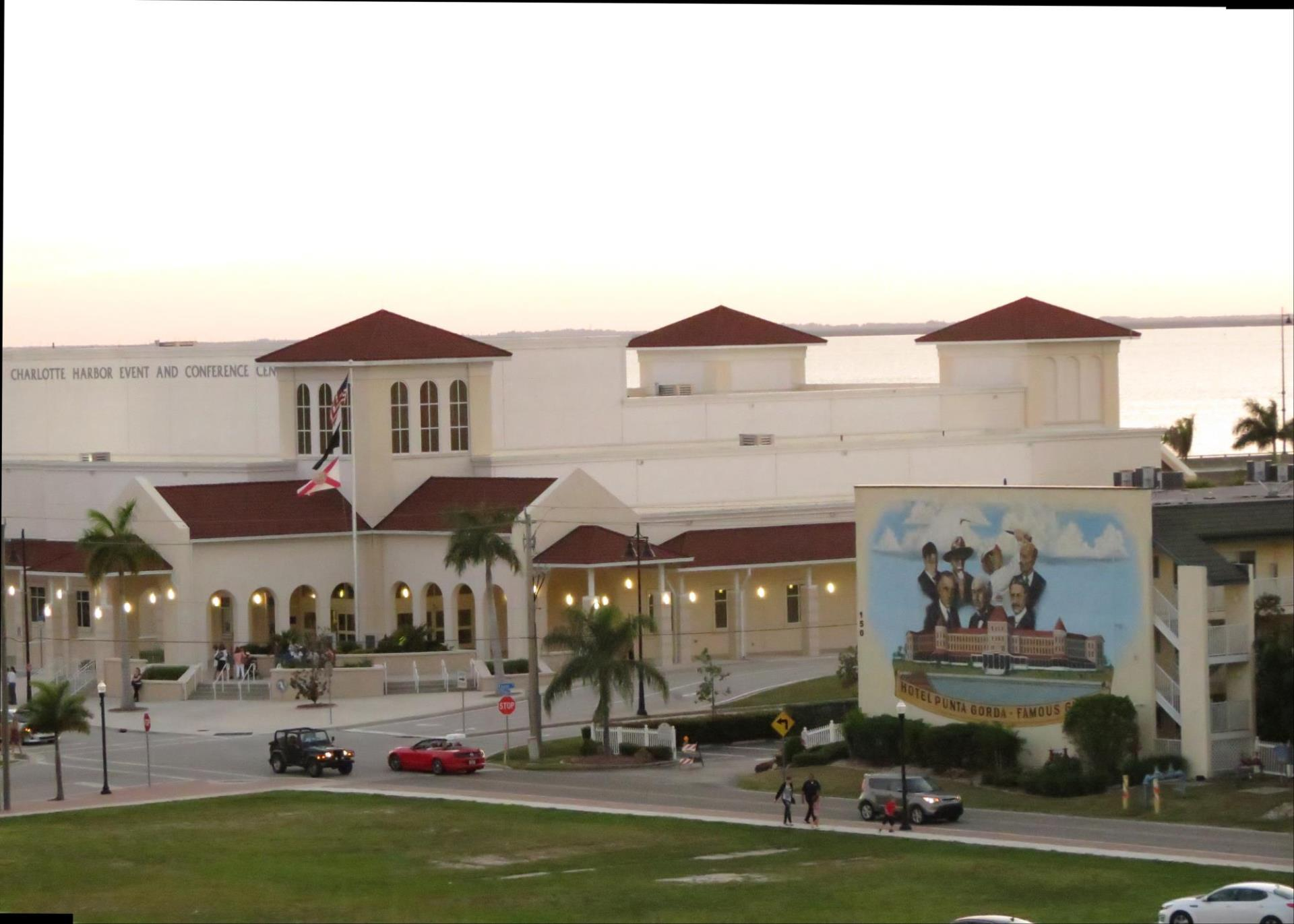 image of the charlotte harbor event and conference center