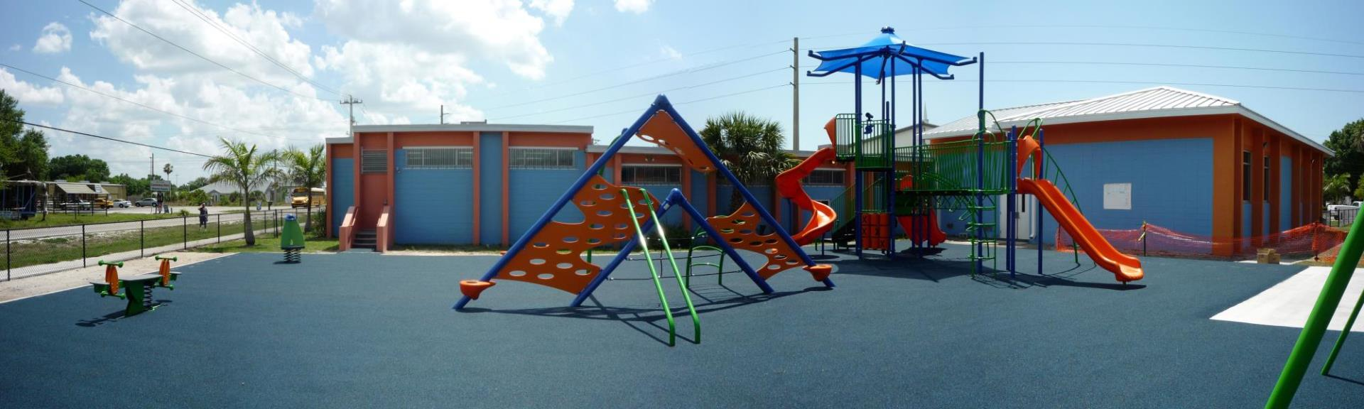 Photo of Cooper Street Recreation Center Play Ground