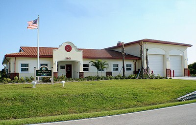 Photo of Fire Station 2 located at 2601 Acline Road