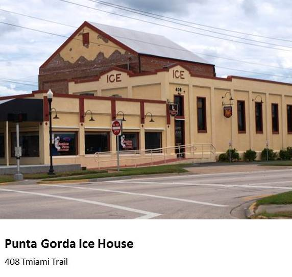 picture of the punta gorda ice house