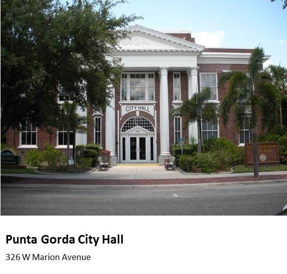 picture of punta gorda city hall