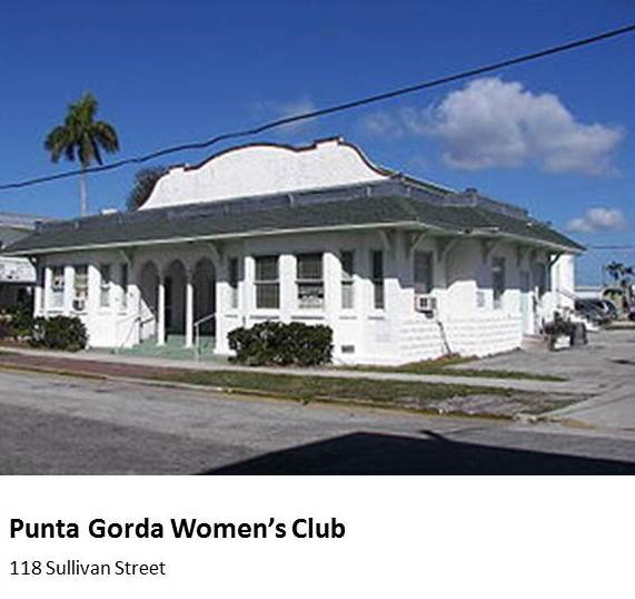 picture of the punta gorda women's club