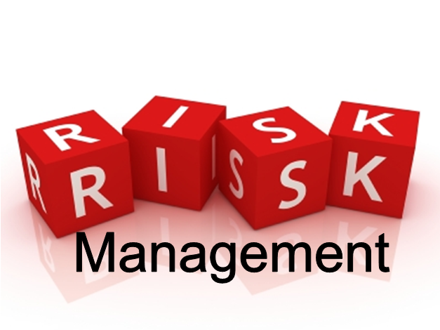 Image of Red Dice Spelling out Risk- Risk-Management