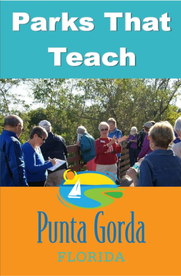Parks that Teach Cover Page